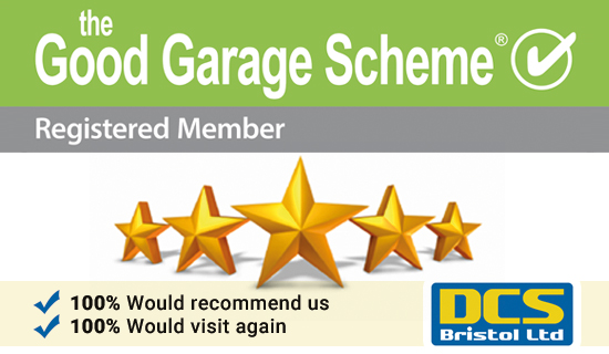 DCS Bristol are Registered Members of the Good Garage Scheme